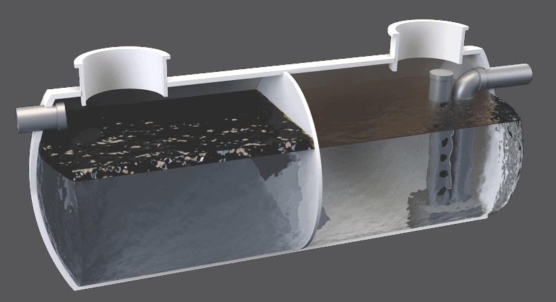 Separador Hidrocarburos con Obturador Automático 2