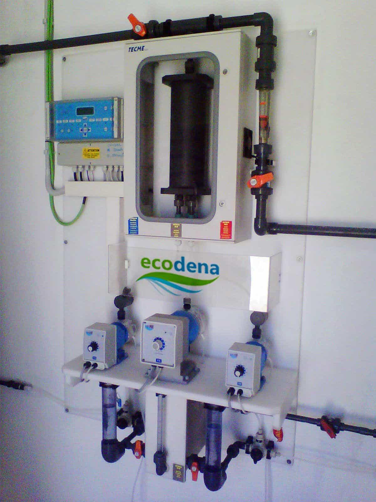 Generadores de dióxido de cloro - Producción 1