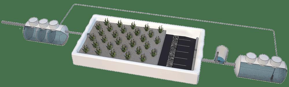 Render 3D Evapotranspiración