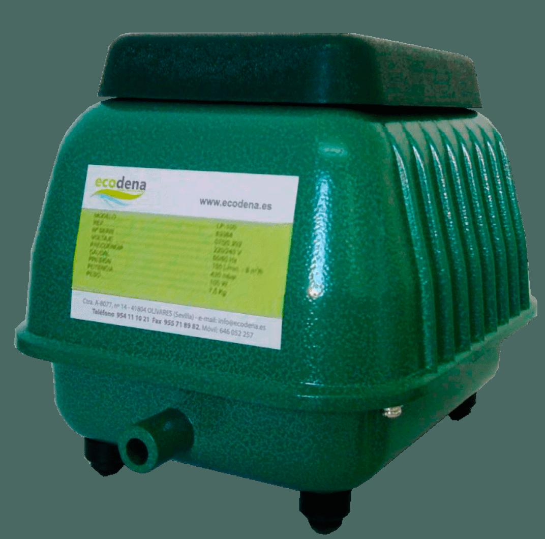 Soplantes, difusores de aire y bombas sumergibles 2