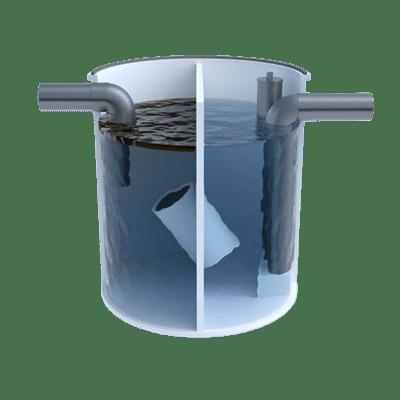 Separador-de-hidrocarburos-vertical-con-Obturador