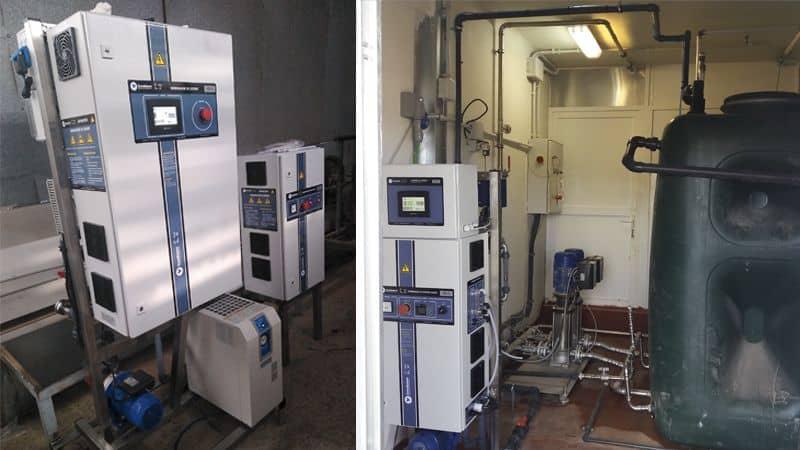 Generadores de Ozono 2