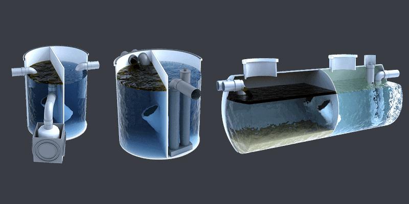Separadores de Hidrocarburos Característica