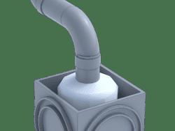Sistema de almacenamiento externo
