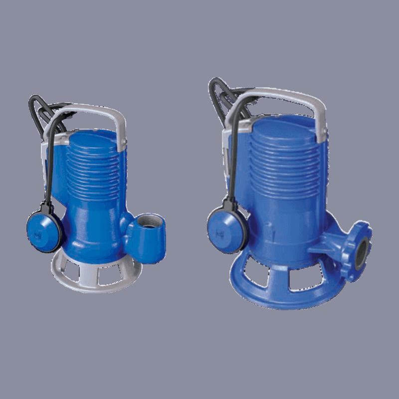 Soplantes, difusores de aire y bombas sumergibles 4