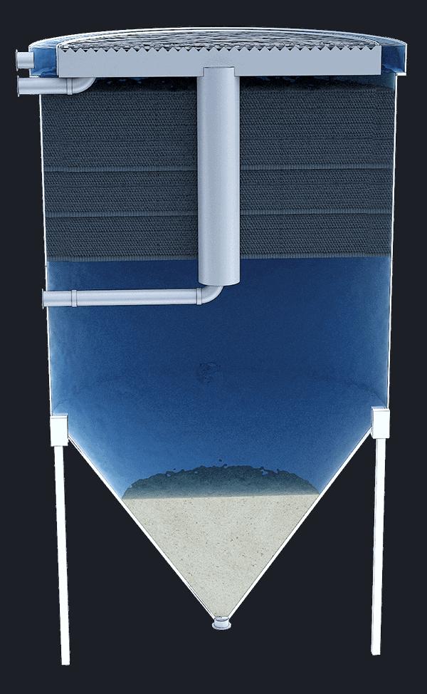 Separador de hidrocarburos lamelar 2