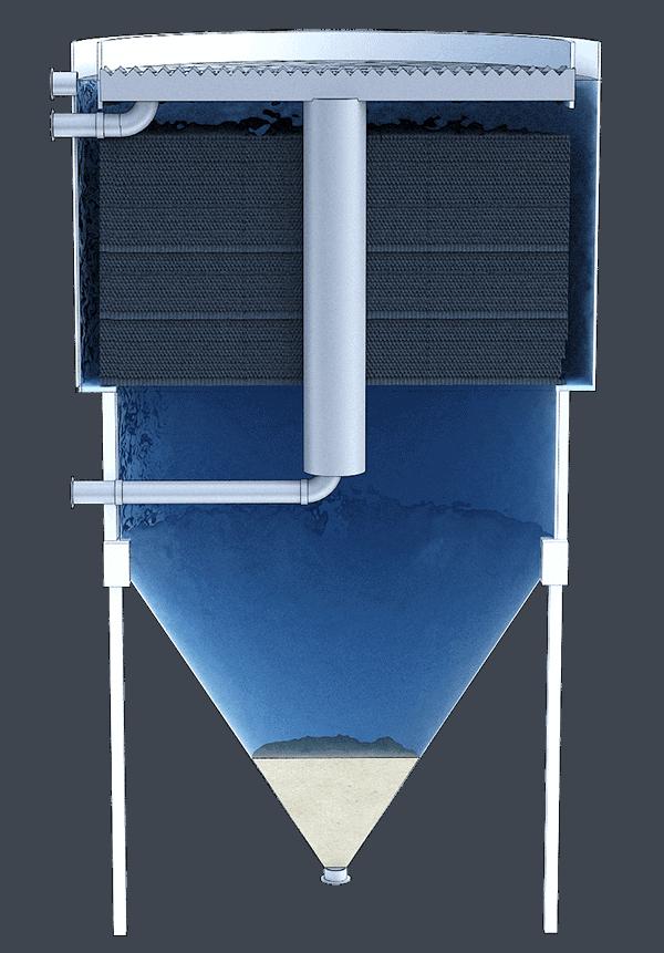 Separador de hidrocarburos lamelar 3
