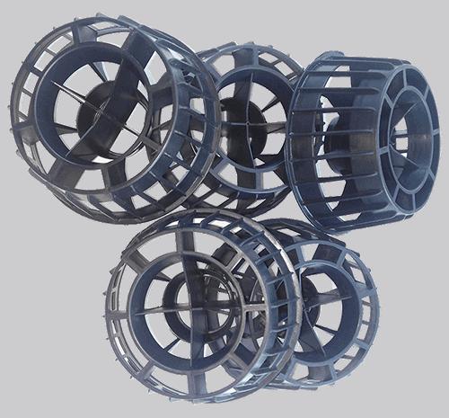 Relleno para filtros biológicos y Percoladores, Eco-lam