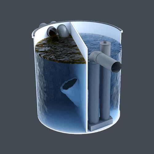 Separadores de hidrocarburos 2