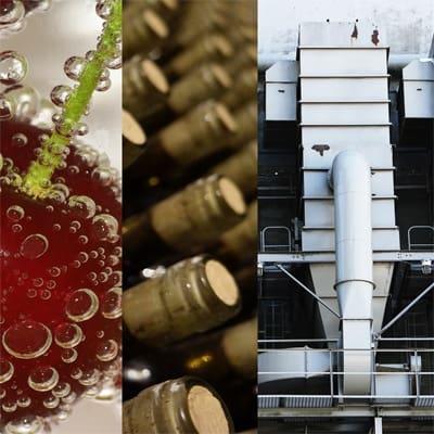 Imagen de industria usan generadores de Dioxido de Cloro
