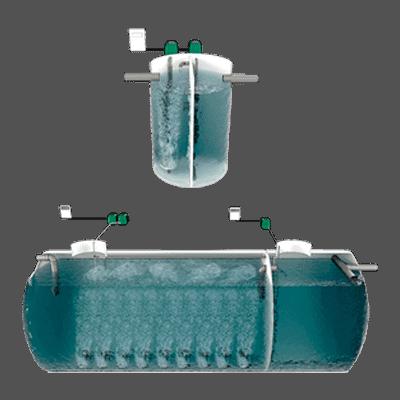 Oxidación Total con Recirculación Forzada 1