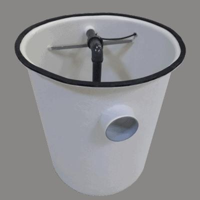 Pozo de Bombeo prefabricado en PRFV para Aguas Residuales 1